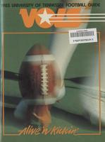 1983 Football Guide