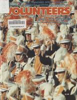 1982 Football Program - UT vs Iowa State