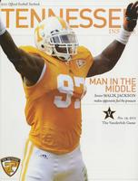 2011 Football Yearbook - UT vs Vanderbilt