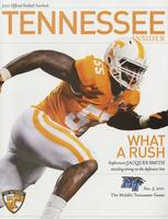 2011 Football Yearbook - UT vs MTSU