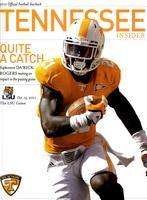 2011 Football Yearbook - UT vs LSU