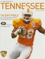 2011 Football Yearbook - UT vs Georgia