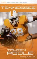 2011 Football Program - UT vs Georgia