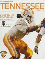 2011 Football Yearbook - UT vs Montana
