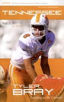 2011 Football Program - UT vs Montana