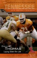 2010 Football Program - UT vs Mississippi