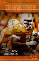 2010 Football Program - UT vs UAB