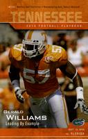 2010 Football Program - UT vs Florida