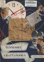 1949 Football Program - UT vs UT-Chattanooga