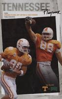 2009 Football Program - UT vs Ohio