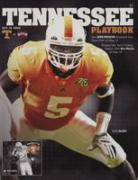 2008 Football Program - UT vs Mississippi State