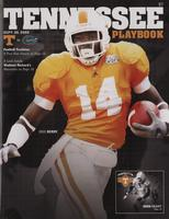 2008 Football Program - UT vs Florida