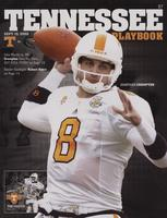 2008 Football Program - UT vs UAB