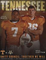 2007 Football Program - UT vs Vanderbilt