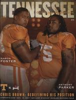 2007 Football Program - UT vs Arkansas