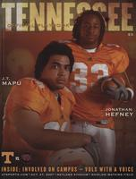 2007 Football Program - UT vs South Carolina