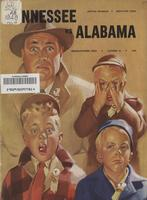 1948 Football Program - UT vs Alabama