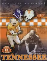 2006 Football Program - UT vs Kentucky