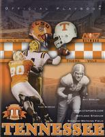 2006 Football Program - UT vs LSU