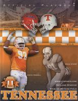 2006 Football Program - UT vs Florida