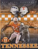 2006 Football Program - UT vs Air Force