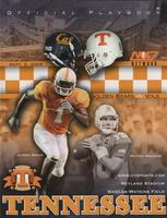 2006 Football Program - UT vs California