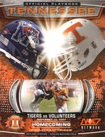 2005 Football Program - UT vs Memphis