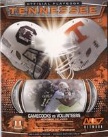 2005 Football Program - UT vs South Carolina