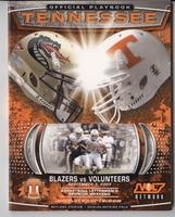 2005 Football Program - UT vs UAB