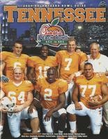 2003 Football Bowl Guide - UT vs Clemson (Peach Bowl)