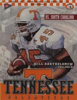 2001 Football Program - UT vs South Carolina