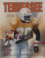 2000 Football Program - UT vs Alabama