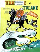 1967 Football Program - UT vs Tulane