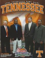 2002 Football Bowl Guide - UT vs Maryland (Peach Bowl)