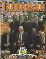 2001 Football Bowl Guide - UT vs Michigan (Citrus Bowl)