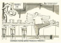 Government Reports Worker Productivity Increases!!