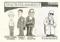 Taking the Fifth Amendment!