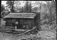 Herders' cabin, Bald Mountain area