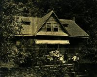 On the Little Tennessee, Summer 1902, the Hamilton House, residence of Col. W. D. Hamilton of Zanesville, Ohio