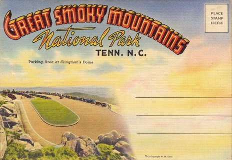 Postcards from the Great Smoky Mountains
