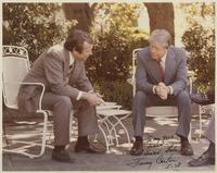 Howard Baker with Jimmy Carter
