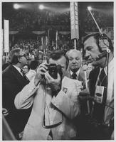 Howard Baker with Camera and Jimmy Quillen at Republican National Convention