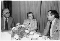 Howard Baker, Golda Meir and during Trip to the Middle East