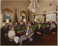 Senate Committee on Foreign Relations including Howard Baker and Nancy Kassebaum