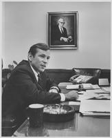 Howard Baker at hearing