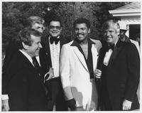 Howard Baker, Mohammed Ali and Others at Roast