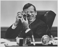 Headshot of Howard Baker with Camera