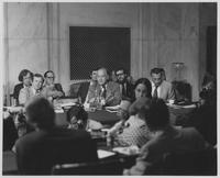 Howard Baker at Intelligence Hearing