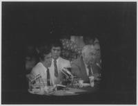 Baker on Television during Watergate Trials