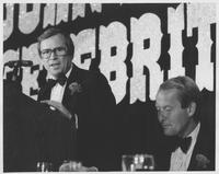 Howard Baker and Alexander Lamar at Roast